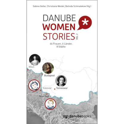 Frontcover DANUBE WOMEN STORIES